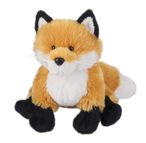 "Plush Fox, 7.5"" Stuffed Animal"