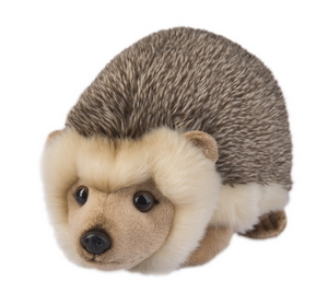 "Plush Hedgehog, 12"" Stuffed Animal"