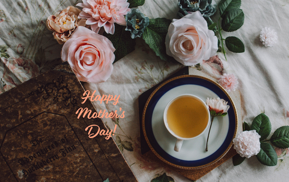 Happy Mother's Day Tea - Card & Box of Candy