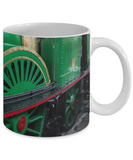 Drink Coffee - Play with Trains Mug
