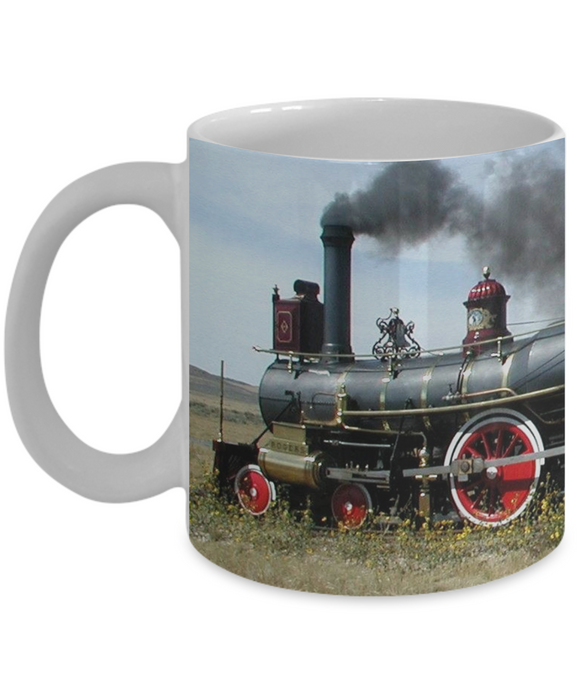 Union Pacific Locomotive Mug 119 - 11oz