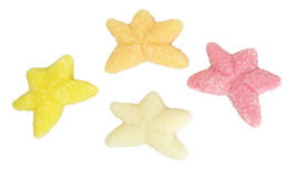 Gummi Tropical Starfish