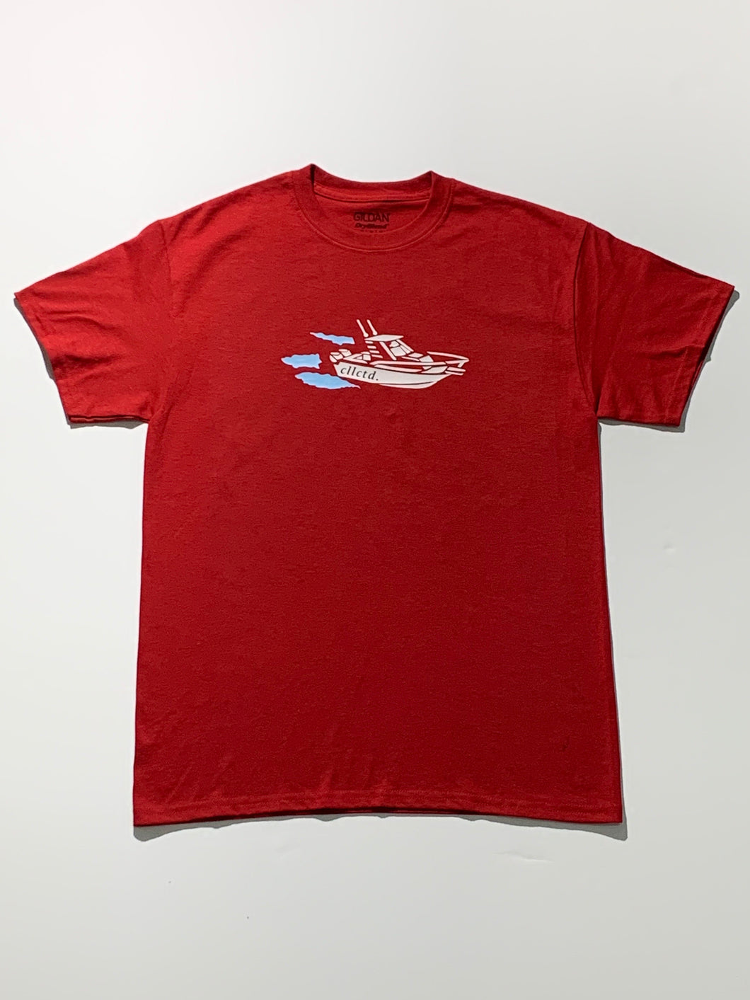 Boat Tee size M