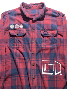 Holographic Flannel size L