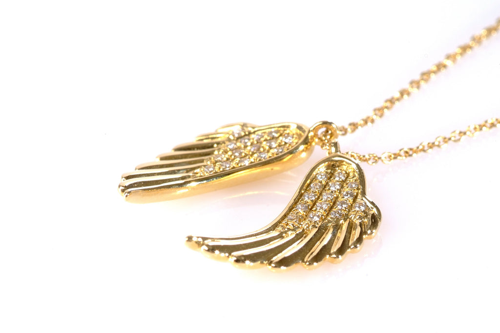 Wings and Diamonds