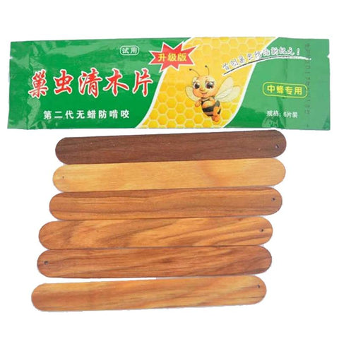 6/10Pcs Apiculture Pesticides Beekeeping Medicine Bee Stings Killer Control Bee Farm Pesticides Beekeeping Equipment