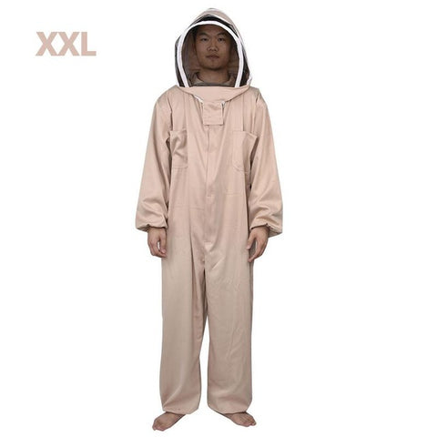 Anti-bee Coat Thickened Bee Clothing Export Type Conjoined Protective Clothing Space Suit Cap