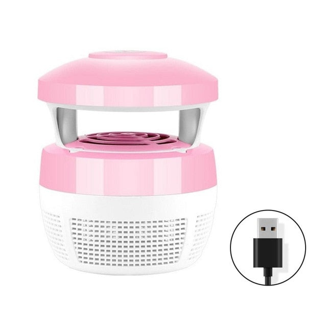 Catalyzer Mosquito Insect Killer LED Light Household Mosquito Fly Repeller Light For Pregnant Women & Babies