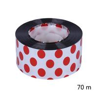 Flash Reflective Bird Scare Ribbon Anti Bird Tape Belt Small Animals Repeller Tapes Garden Orchard Pest Control2.4x70/80