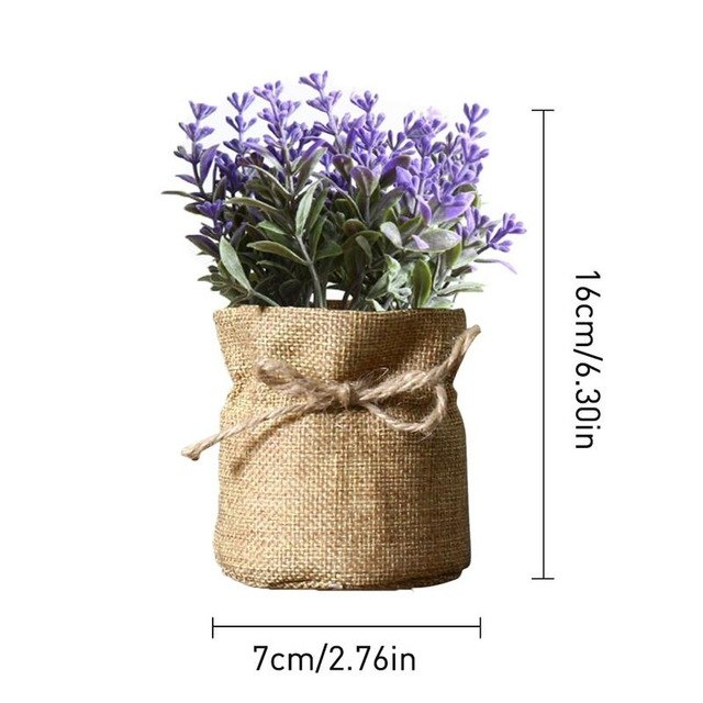 Garden Home Simulation Flower Plant Artificial Flowers Bouquet DIY Fake Simulation Flower Home Decor Bridal Bouquet