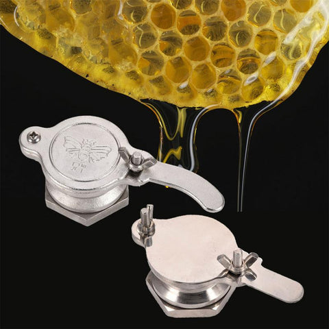 Honey Extractor Special Stainless Steel Honey Mouth Tool Food Grade Quality Bee Honey Bucket Accessories Beekeeping Tools