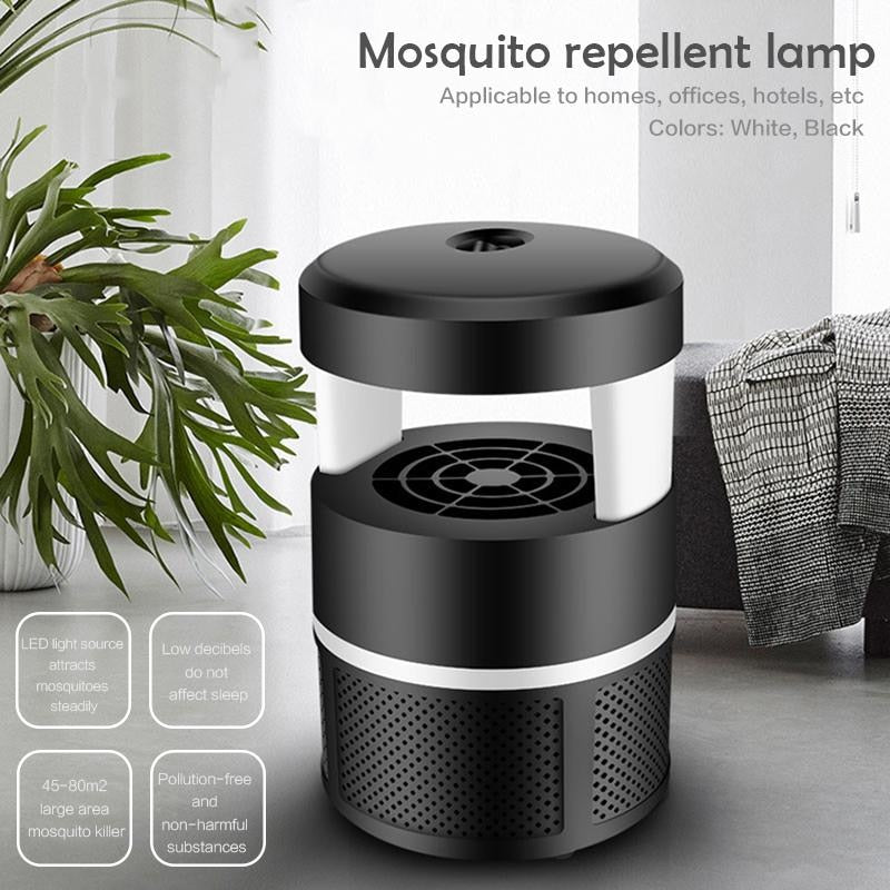 New Style LED Photocatalyst Mosquito Repellent Lamp Domestic Electric Non-radiative Mosquito Repellant USB Trap Pest Killer