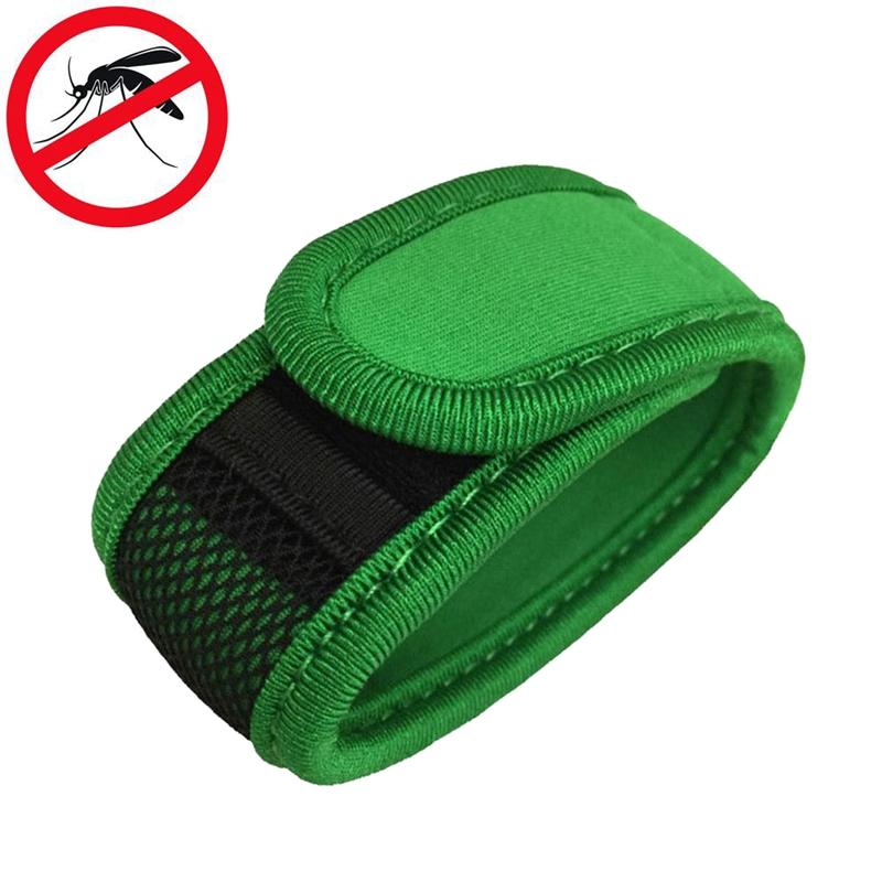 Outdoor Diving Material Mosquito Repellent Bracelet Pregnant Women Children Insect Repellent Bracelet With 4 Repellent Tablets