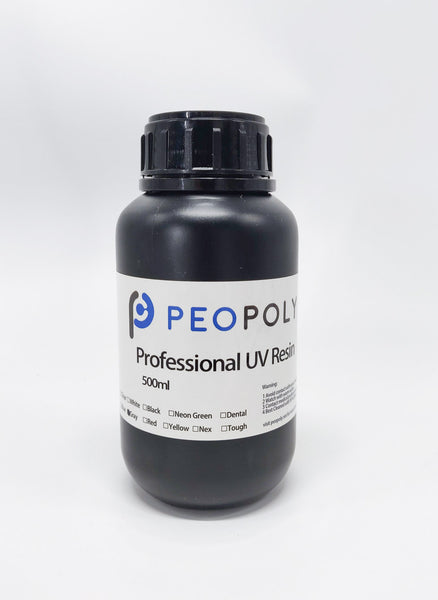 Peopoly Model Resin - Clear (1kg)