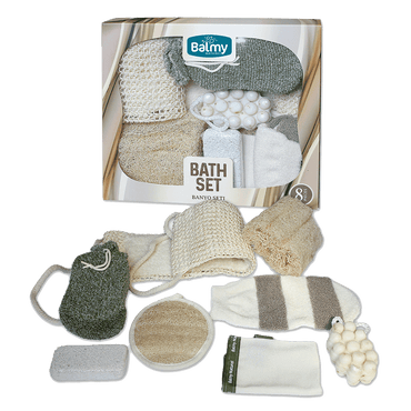 Naturel Bath Set