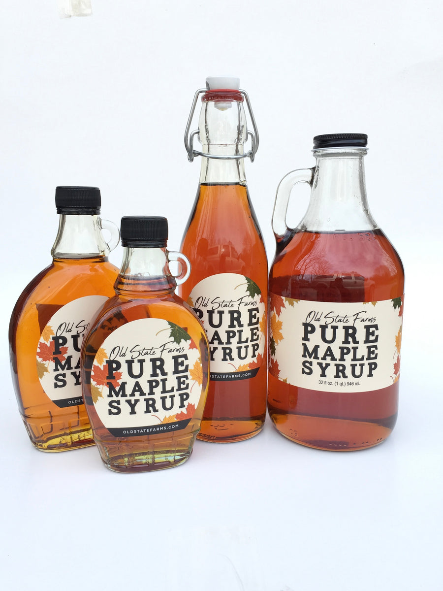 77818078569c Pure Maple Syrup – Old State Farms