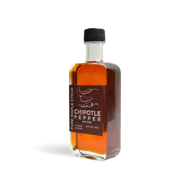 Chipotle Infused Pure Maple Syrup 1