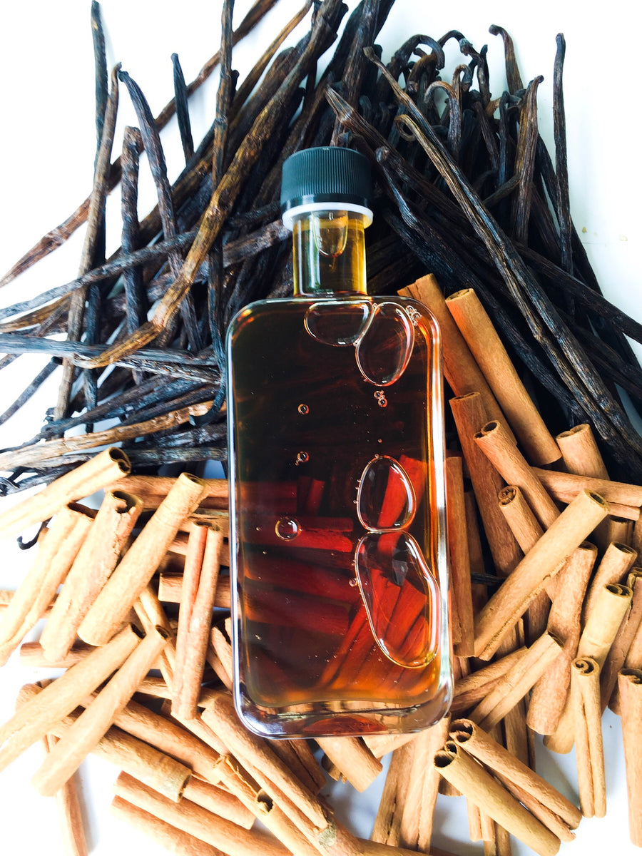 Cinnamon Vanilla Infused Pure Maple Syrup