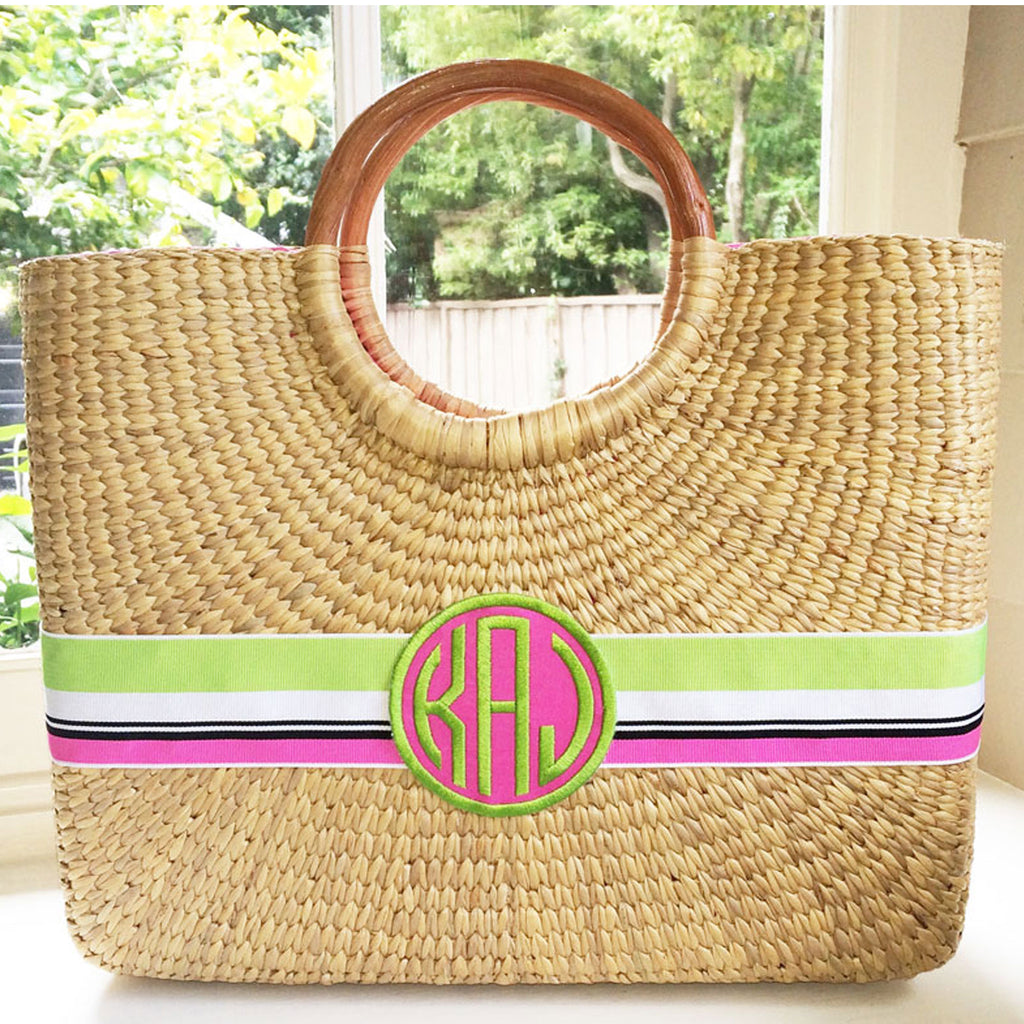 Basket Bag - Becky