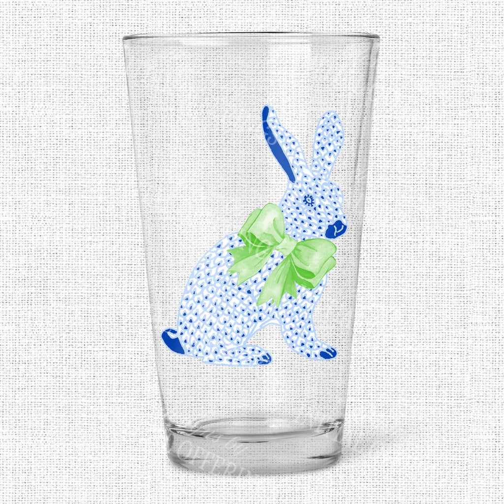 Blue Bunny Glasses