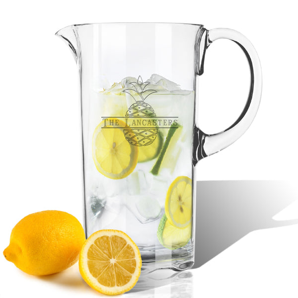 Drinkware Tritan Unbreakable Pitcher