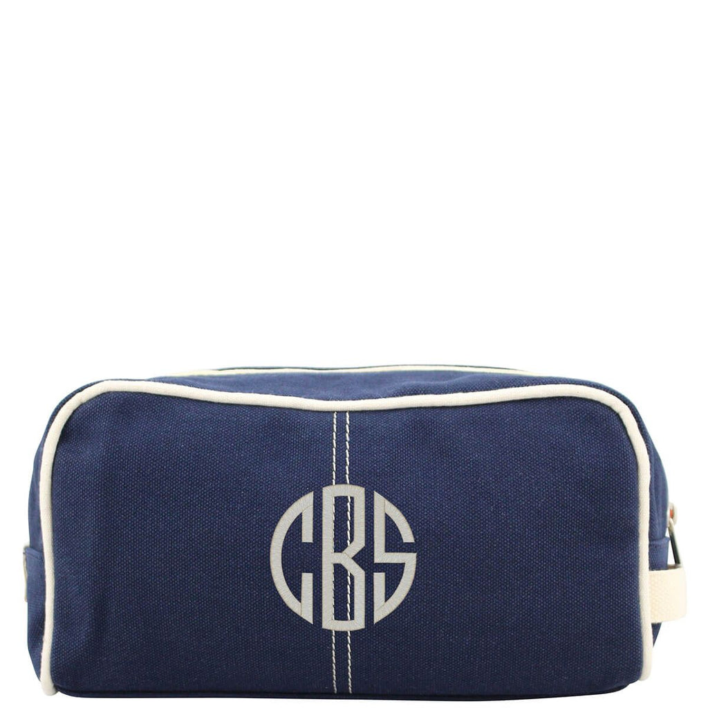 Canvas Travel Dopp Kit | Available in 5 Colors
