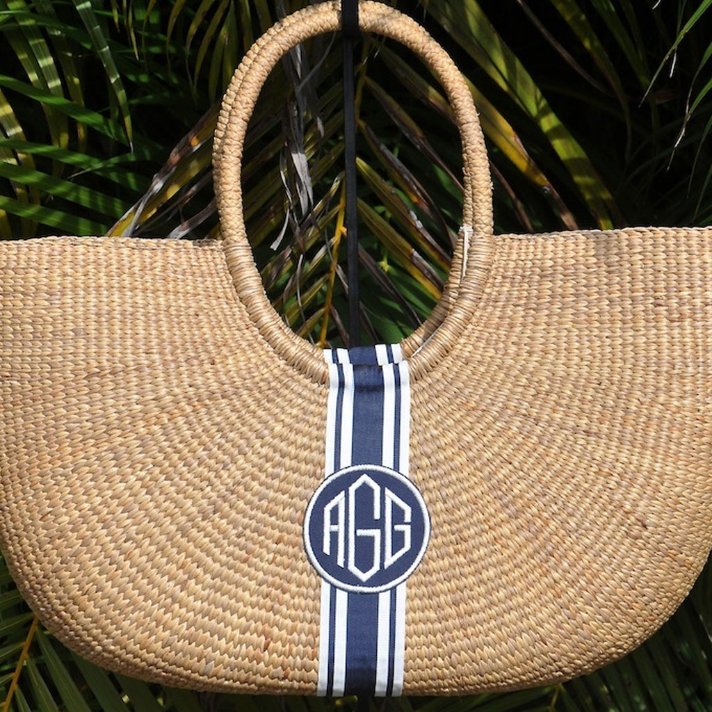 Basket Bag - Shoulder Bag