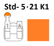 Standard Negative - Std- 5.21 K1 (Left Hook)
