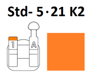 Standard Negative - Std- 5.21 K2 (Right Hook)