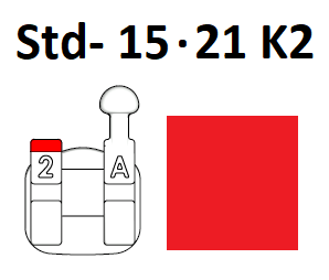 Standard Negative - Std- 15.21 K2 (Right Hook)