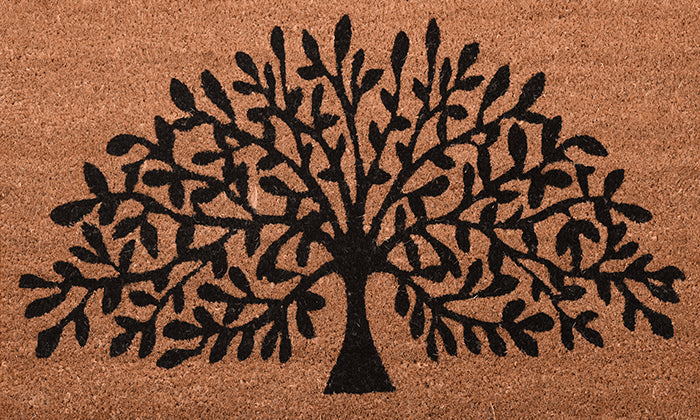 Tree of Life Mat - Footluze Designs