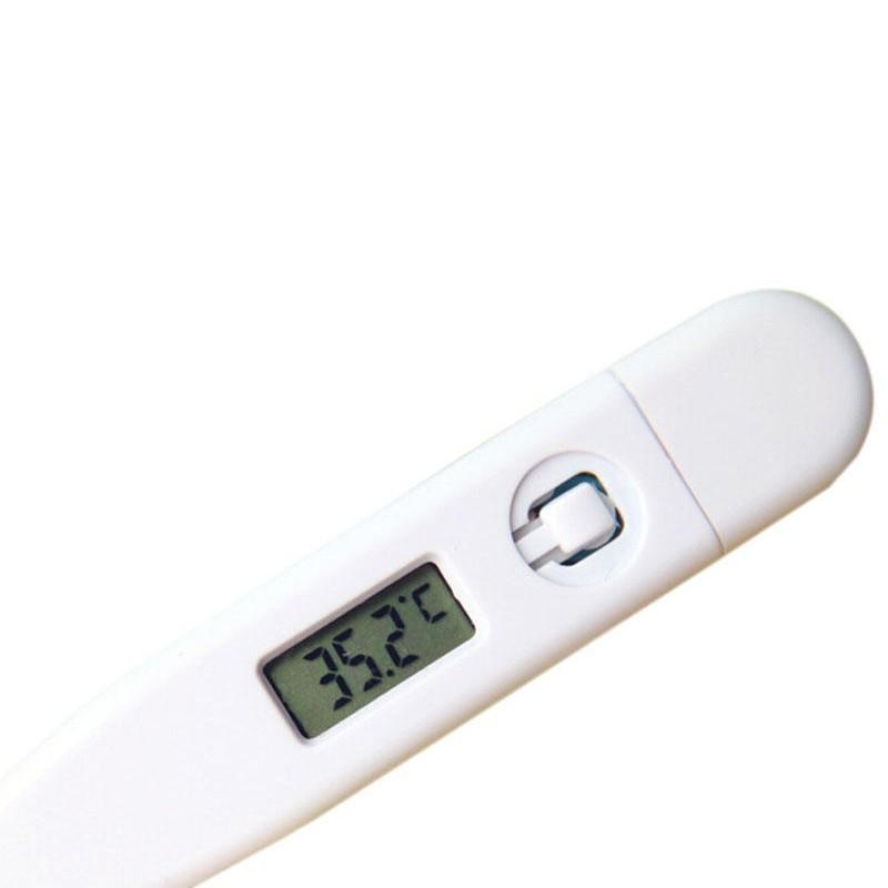 USA Shipping Baby Thermometer Digital Clinical Medical for Child Infants Adults Hypersku