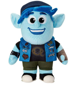 "Disney Pixar Onward 8"" Barley Lightfoot Plush Toys My Moppet Shop"