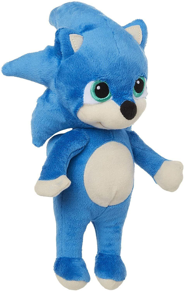 Sonic The Hedgehog 8.5 Inch Baby Sonic Plush My Moppet Shop