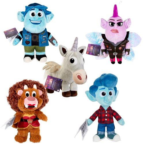 "Disney Pixar Onward 8"" Unicorn Plush - Coming Soon! Toys My Moppet Shop"