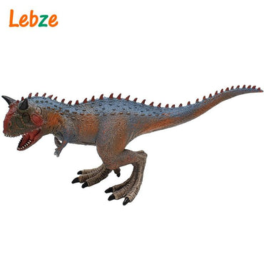 Carnotaurus Figure Non-toxic Rubber Realistic Dino Toy For Collection Gift For Children Toys My Moppet Shop