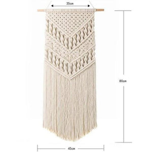 Handmade Wall Hanging Tapestry Macrame Wedding Ceremony Backdrop Wall Art Wedding Home Living Room Home Decor Home My Moppet Shop Tapestry12
