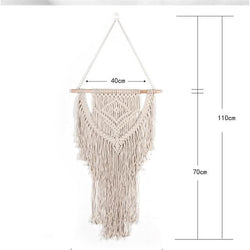 Handmade Wall Hanging Tapestry Macrame Wedding Ceremony Backdrop Wall Art Wedding Home Living Room Home Decor Home My Moppet Shop Tapestry12 1