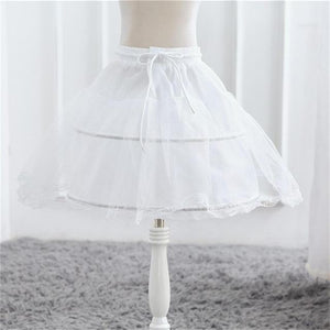 Girls Lace Half Sleeve Dress Kid Girls First Communion Dresses Tulle Lace Wedding Princess Costume For Junior Children Clothes MJJ Source White 4 6