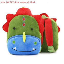 Toddler & Kids Small Dinosaur Backpack For Boys Girls Ages 3-6 Accessories My Moppet Shop 3-6 United States