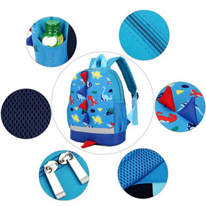 Toddler & Kids Small Dinosaur Backpack For Boys Girls Ages 3-6 Accessories My Moppet Shop