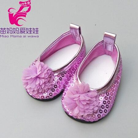 "Doll Shoes for 43 cm 18"" Dolls Doll Accessories 14 styles Toys My Moppet Shop G"