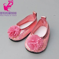 "Doll Shoes for 43 cm 18"" Dolls Doll Accessories 14 styles Toys My Moppet Shop H"