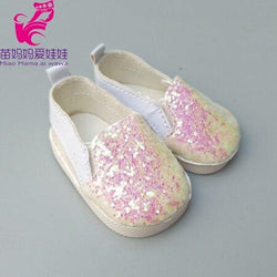 "Doll Shoes for 43 cm 18"" Dolls Doll Accessories 14 styles Toys My Moppet Shop J"
