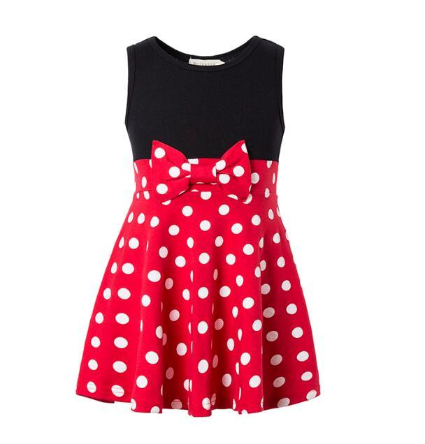 Girls Clothing snow white princess dress Clothing Kids Clothes,belle moana Minnie Mickey dress birthday dresses mermaid costume MJJ Source minnie 3T