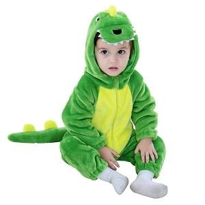 Baby Dinosaur Costume Animal Romper Infant Toddler Clothing My Moppet Shop Green 6M China