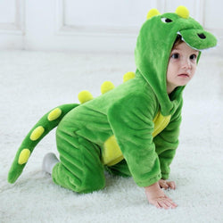 Baby Dinosaur Costume Animal Romper Infant Toddler Clothing My Moppet Shop