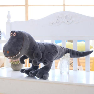 16-39 inch Large Dinosaur Plush Toys Tyrannosaurus Stuffed for Boys Girls Toys My Moppet Shop 40cm Gray