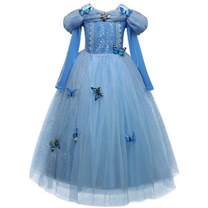 Girl Snow White Dress for Girls Princess Dress Kids Toddlers Gifts Halloween Party Clothes Fancy Clothing Cute Cosplay MJJ Source Style 6 4T