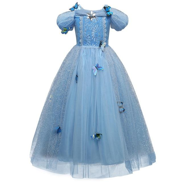 Girl Snow White Dress for Girls Princess Dress Kids Toddlers Gifts Halloween Party Clothes Fancy Clothing Cute Cosplay MJJ Source Style 7 4T